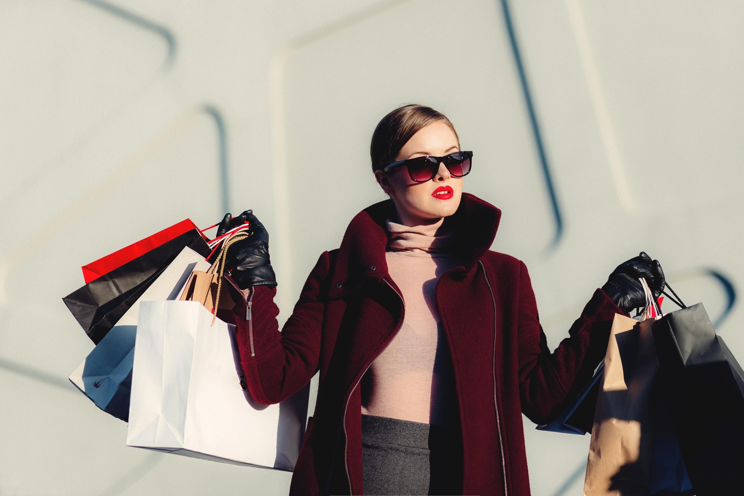 как расслабиться, что поможет отдохнуть, наполниться чем-то приятным, шоппинг
