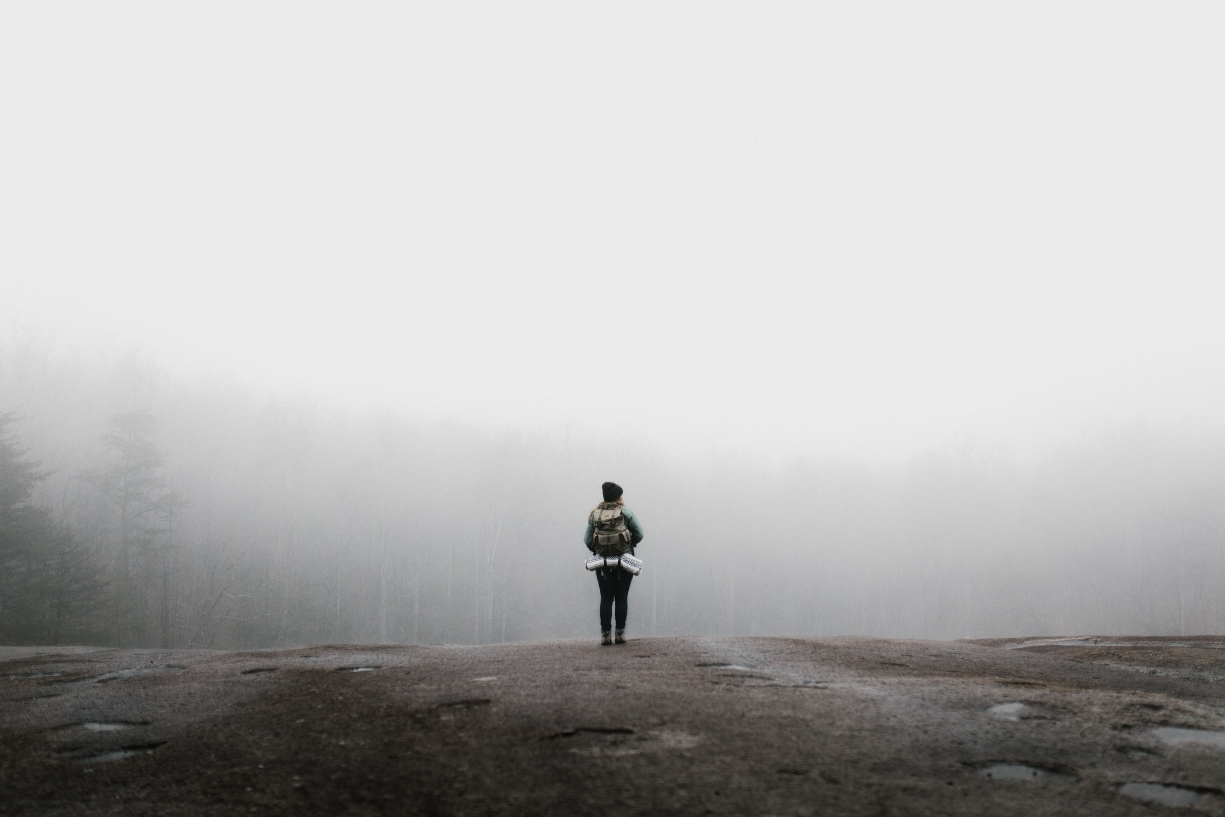убежать от себя, убежать от мира, безопасное одиночество
