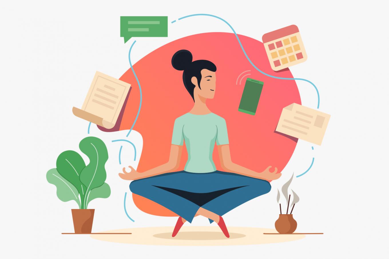 баланс жизни и работы